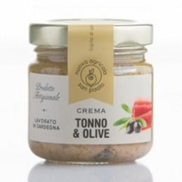 Tonno e olive - 90gr